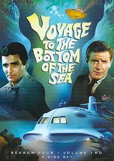 VOYAGE TO THE BOTTOM OF SEA SSN4 V2 BY VOYAGE TO THE BOTTOM (DVD)